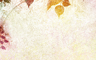 复古花卉旧纸张背景(图片来源:Fotolia)