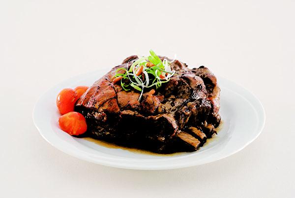 酱烧猪肋排(图:莱尔富提供)