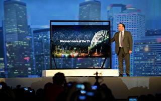 CES电子展首日:智能电视成重头戏