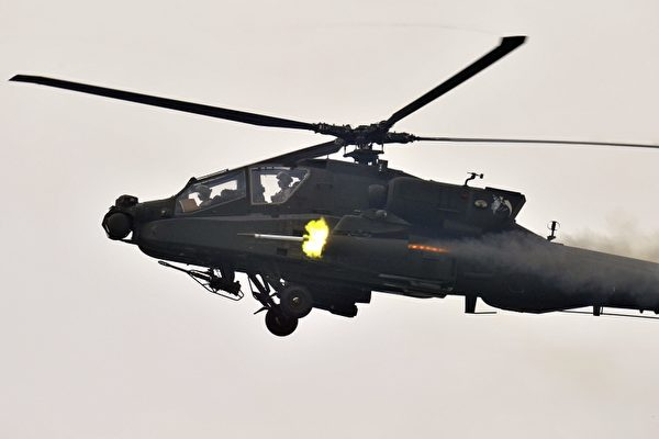中印冲突之际 印军已装备22架阿帕奇战机