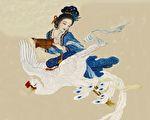 绘画:赞神韵(3)