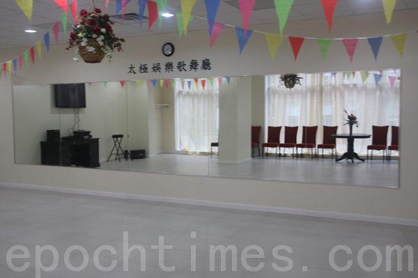歌舞厅。(摄影:沈一鸣/大纪元)