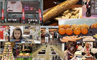 中国游客:走进法国里昂童话式美食世界