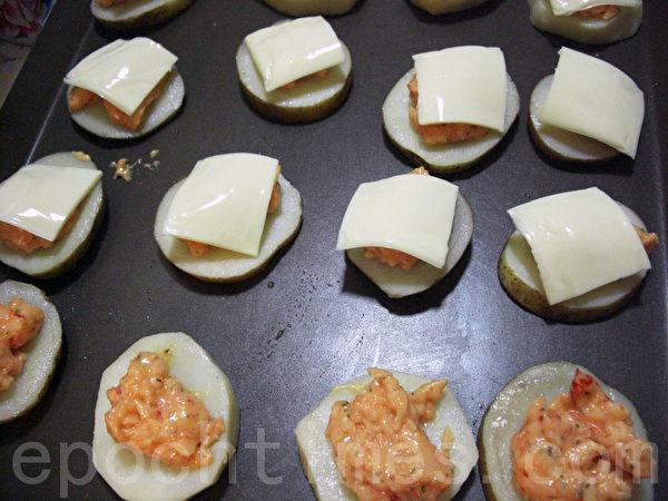 马铃薯佐龙虾沙拉/天使厨坊提供