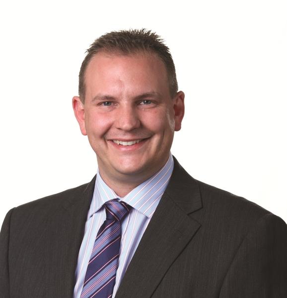 昆士蘭省議員Mark Stewart MP。(大紀元)