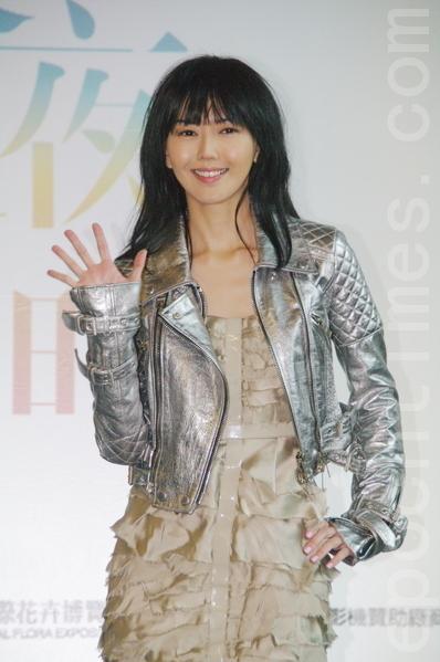 孫燕姿微博透露想唱歌  媒體披露3月復出