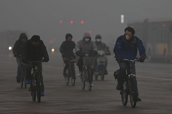 日媒:大陸空氣污染影響 多家日企停工
