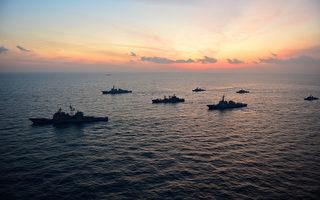 朝鲜仍在躲避美国海上巡逻 违反联合国制裁