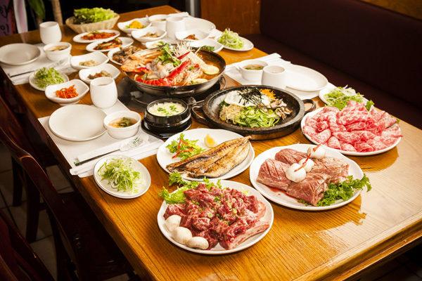 名厨打理、无MSG的健康料理(摄影:爱德华/大纪元)