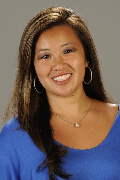 图:周日被多尔纳枪杀的州大富乐顿分校女篮助理教练莫妮卡‧关。(加州大学富乐顿分校提供)