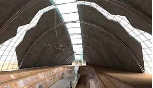 國立自然科學博物館車籠埔斷層保存園區。(國立自然科學博物館提供)