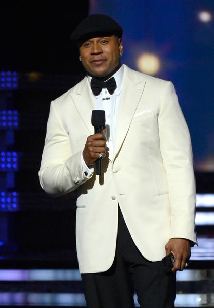 本届格莱美颁奖礼主持人LL Cool J。(图/Kevork Djansezian/Getty Images)