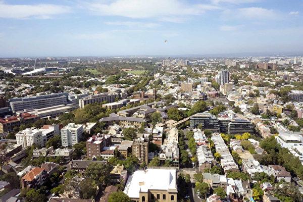 悉尼市一角(时光摄影)
