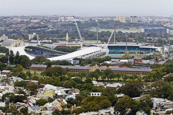 悉尼体育场(时光摄影)