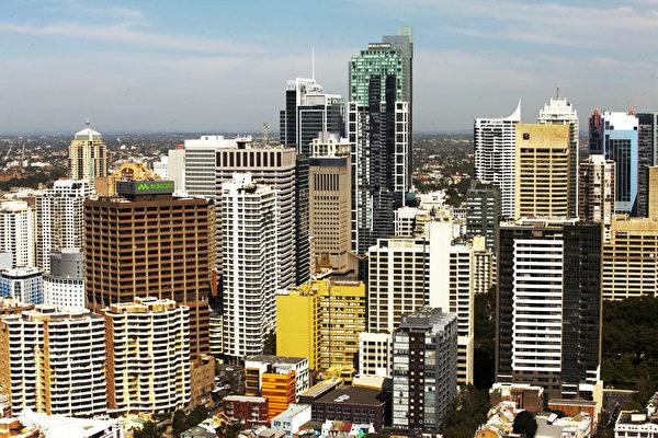 现代悉尼的风格(伊罗逊摄影)