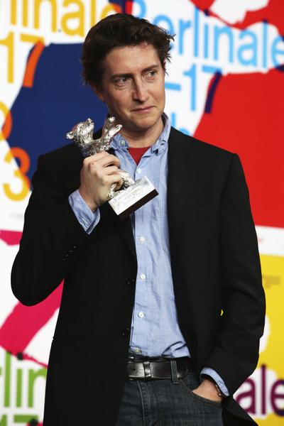 美国喜剧导演大卫•戈登•格林(David Gordon Green)拿下最佳导演。(Dominik Bindl/Getty Images)