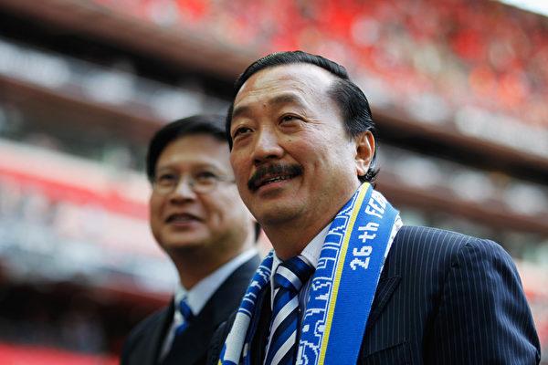 著名华人企业家暨马来西亚成功集团总裁陈志远(Vincent Tan Chee Yioun)(Paul Gilham/Getty Images)