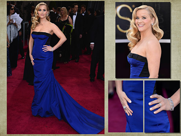 瑞茜·威瑟斯彭(Reese Witherspoon)。(合成图片/取材自Getty Images)(大纪元合成图)