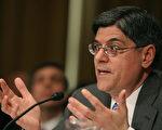 2月26日,美國參議院財政委員會投票通過了奧巴馬總統提名的下任美國財政部長人選傑克.盧(Jacob Lew),並將該提名報參議院全體成員做最後的審議。此前,盧是奧巴馬政府的幕僚長。(Photo by Mark Wilson/Getty Images)
