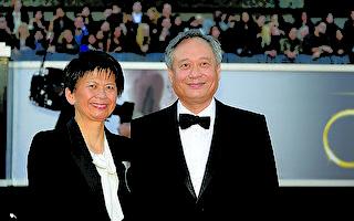 获奥斯卡最佳导演 李安谢家人谢团队