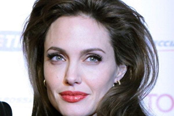 好莱坞著名影星安吉丽娜‧朱莉。(图/Getty Images)
