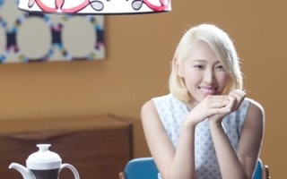 王若琳變身電玩製作人 首波MV動畫引話題
