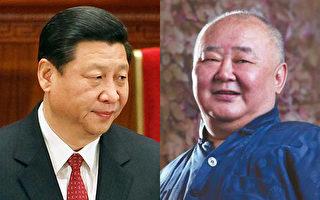 """为协助习近平(左)顺利接班,""""太子党精神领袖""""叶选宁(右)给予大力支持。(大纪元合成图片)"""