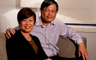 Henry和妻子Cara成功維護了30年婚姻。(圖/Henry提供)