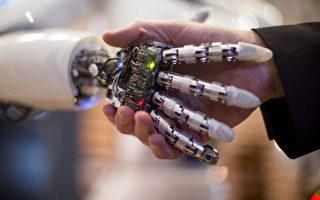 太空机器人(CARSTEN KOALL/AFP/Getty Images)