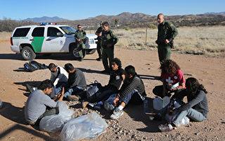 囊中羞澀 美國移民局釋放2千多非法移民