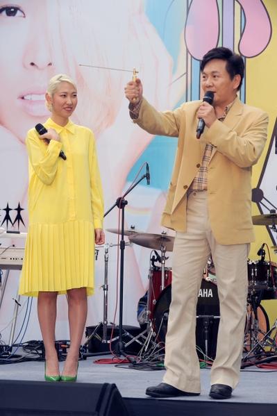 王若琳新歌搶聽 「外星頻率」與眭澔平相通