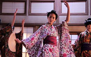 張鈞甯為新劇穿和服 苦學日本扇子舞