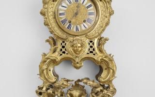 弗里克美术收藏馆展出欧洲古典时钟