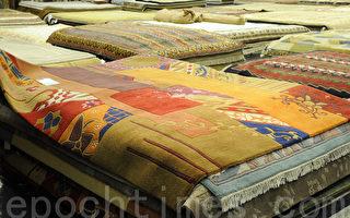 祖传三代 高档东方地毯