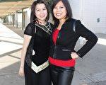 旧金山华裔子弟获台湾歌唱比赛第七名
