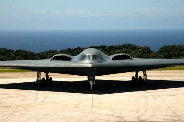 B-2轟炸機曾炸毀中共使館 可轟炸地下60米