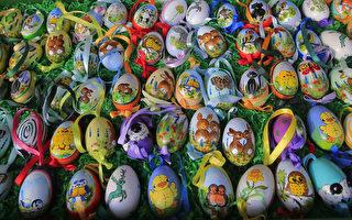 象征重生与希望 复活节给人们带来快乐