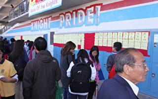 加州中校聯會學術賽 600名學生角逐
