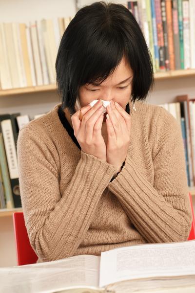 揮別鼻水眼淚 8大改善過敏體質的妙方(一)