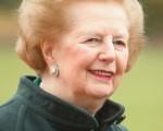 前英國首相佘契爾夫人以不輕易妥協的「鐵娘子」形象深植人心,跟隨她20年的貼身保鑣首度公開他不為人知的點滴。(Daniel Berehulak/Getty Images)