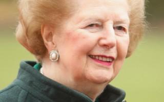 """前英国首相佘契尔夫人以不轻易妥协的""""铁娘子""""形象深植人心,跟随她20年的贴身保镳首度公开他不为人知的点滴。(Daniel Berehulak/Getty Images)"""