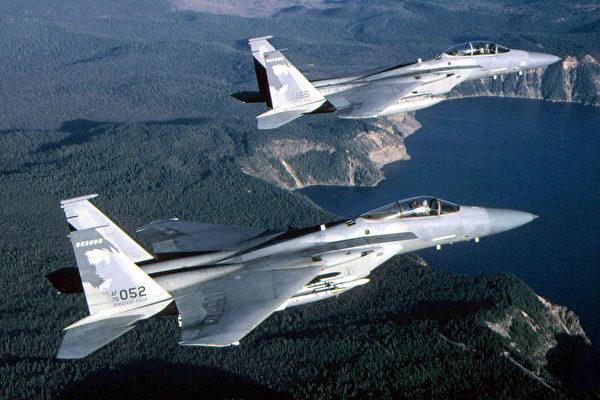 美媒:朝鮮戰火一觸即發 美國售韓F15戰機