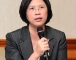 人权律师朱婉琪。(摄影:宋碧龙 / 大纪元)