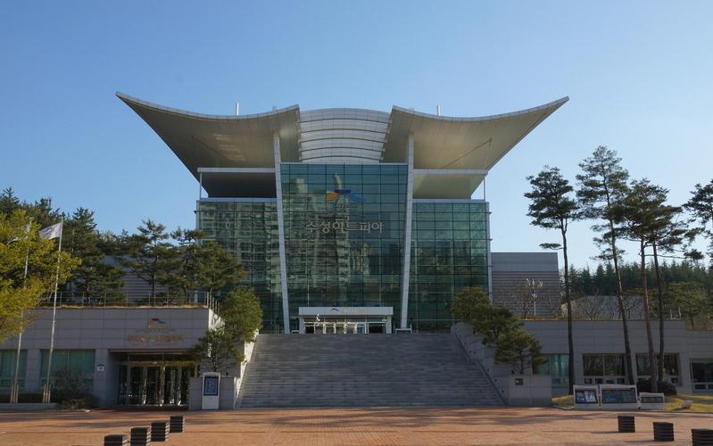 韓國大邱寿城藝術中心(攝影:金國煥/大紀元)