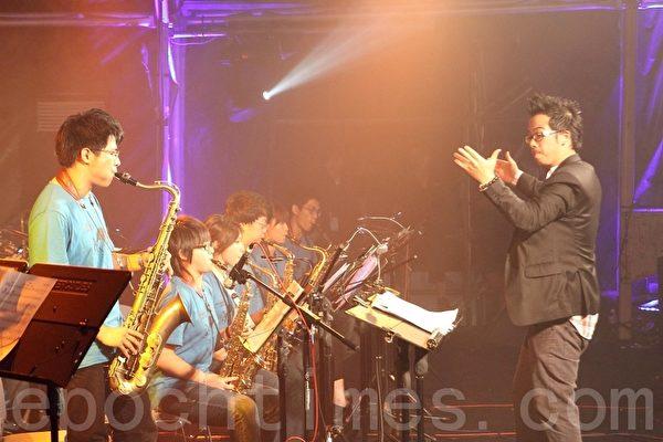 两厅院爵士音乐营JAZZ TOUR即将到桃园演出。(桃园展演中心提供)