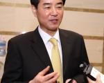 法拉利與瑪莎拉蒂韓國官方進口商fmk CORP董事總經理李炫浩(攝影:全宇/大紀元)