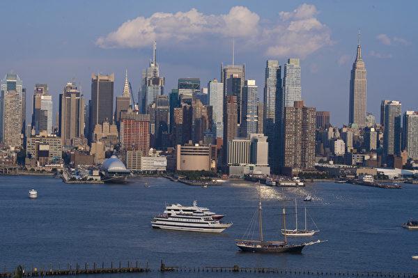 紐約風光(攝影:戴兵/大紀元)