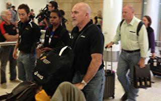 参加美国波士顿马拉松运动会的澳洲运动队员已于19日安全返澳。 (Cameron Spencer/Getty Images)