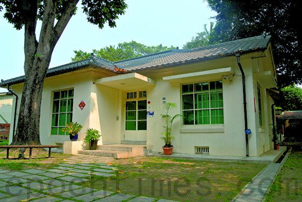 屏東市青島街日式建築「將軍之屋」最多時期曾有卅多名將軍住過。(攝影:鄭池南/大紀元)