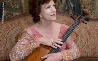 大提琴女神瓦列芙斯卡首度访台